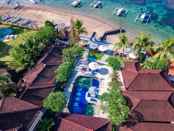 The Bali Shangrila Beach Club Resort
