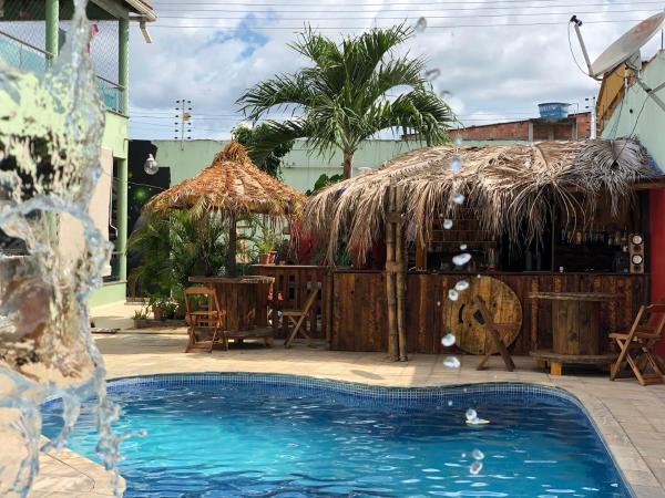 Hanuman Hostel - Manaus - Amazonas - Brazil