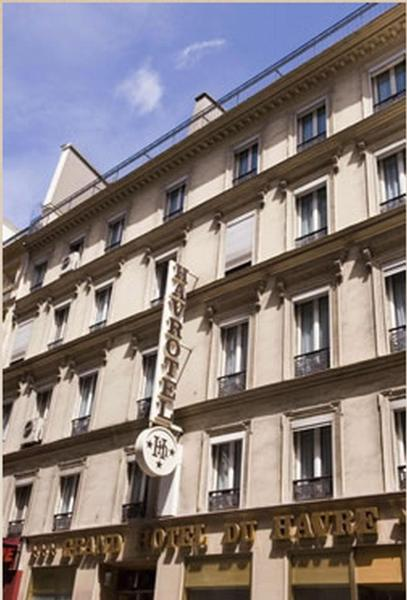 Grand Du Havre Hotel Paris