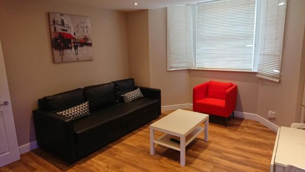 Camden Place Serviced Apartments London