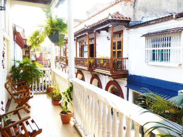 Hotel Santa Cruz Cartagena de Indias