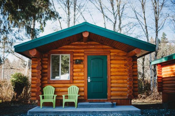 Port Hardy Cabins