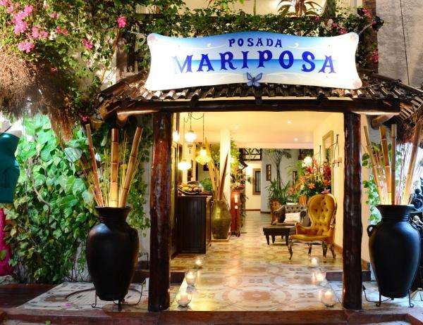 Posada Mariposa Hotel Playa del Carmen