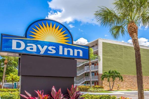 Days Inn Airport Cruiseport Fort Lauderdale