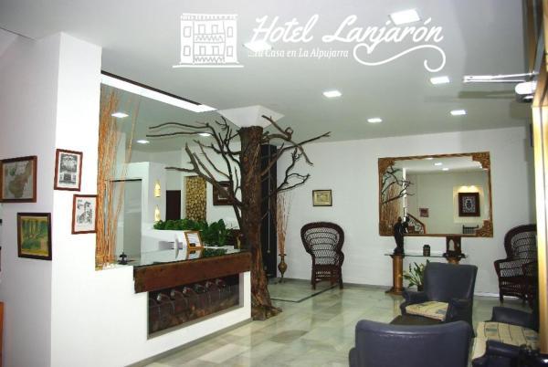 The Hotel Lanjaron