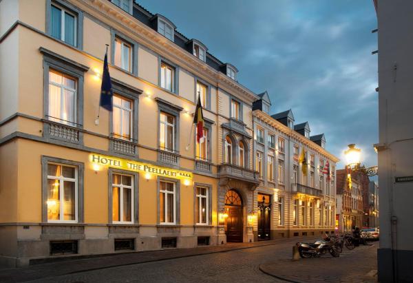 Hotel The Peellaert Brugge Centrum