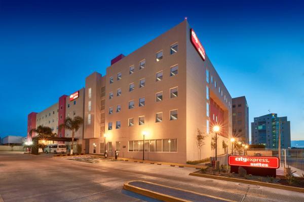 City Express Suites Querétaro