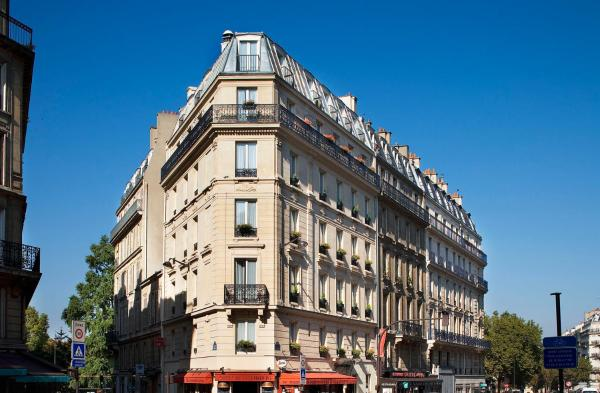 Exclusive Elysa Luxembourg Hotel Paris