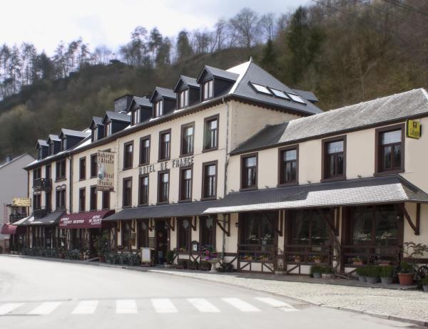 Auberge d'Alsace et Hôtel de France