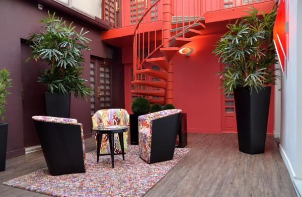 Emeraude Tivoli Etoile Hotel Paris