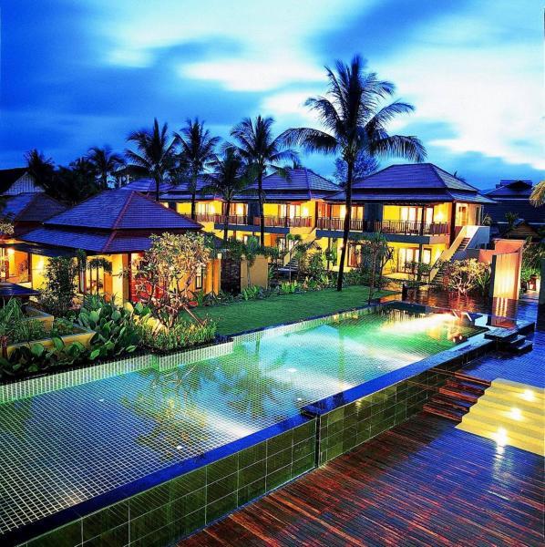 Chongfah Beach Resort Khaolak_1