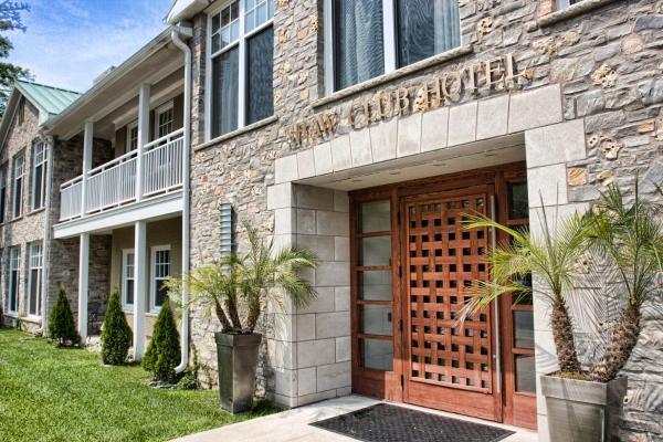 Shaw Club Hotel Niagara Lake
