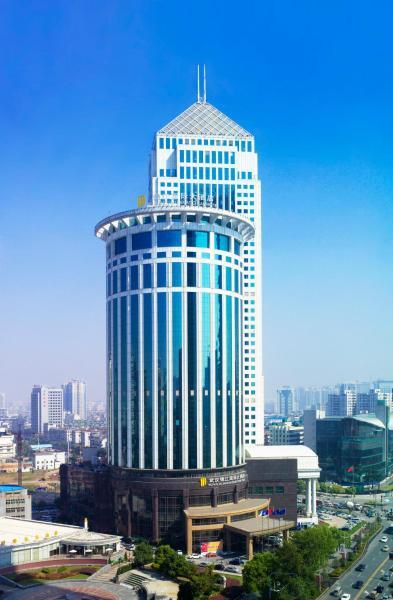 Jin Jiang International Hotel Wuhan