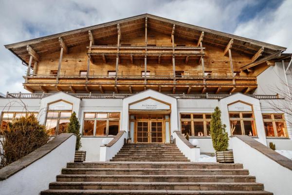 Hotel Pillerseehof & Der Bräuwirt Sankt Ulrich am Pillersee