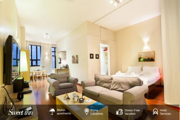 Sweet Inn Apartments - Brasseurs