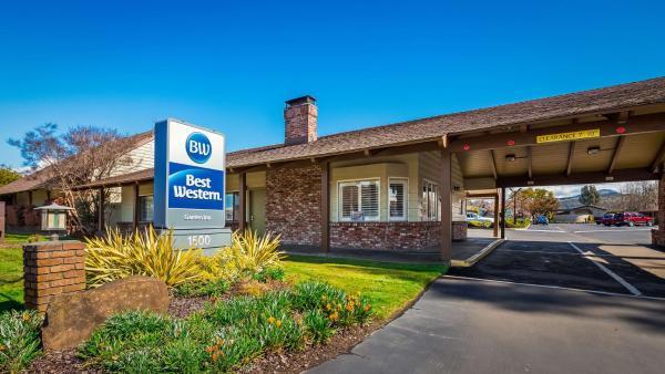 Best Western Garden Inn Santa Rosa (California)