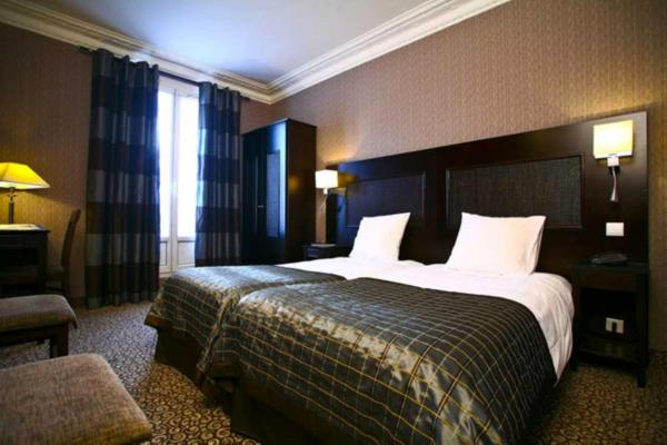 Convention Montparnasse Hotel Paris
