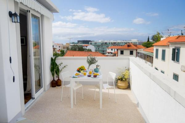 Cozy apartment - Historic Center of Funchal, Madeira