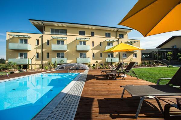 Toscanina Garni Hotel Bad Radkersburg