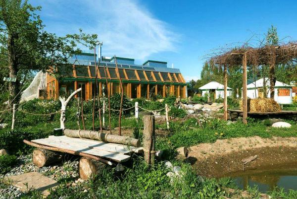 Earthship Patagonia Eco Accommodations