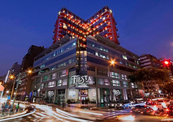 Thunderbird Hotel Fiesta & Casino