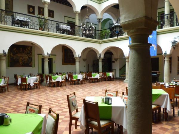 Hotel Monte Albán_1