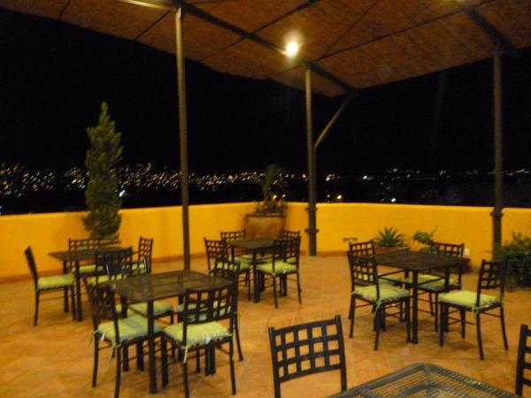 Antiguo Fortin Hotel Oaxaca