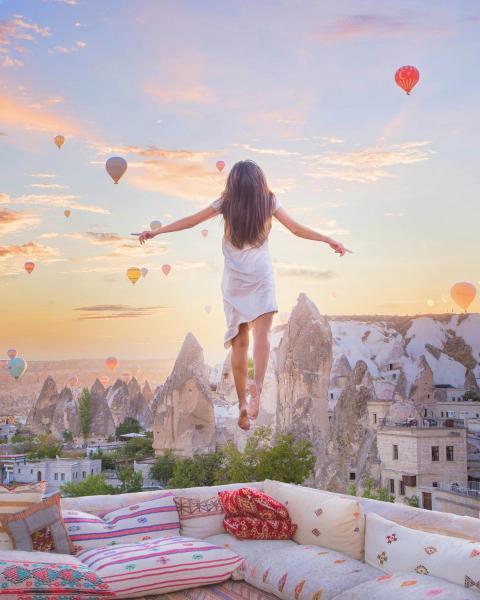 Cappadocia Cave Suites Hotel Goreme