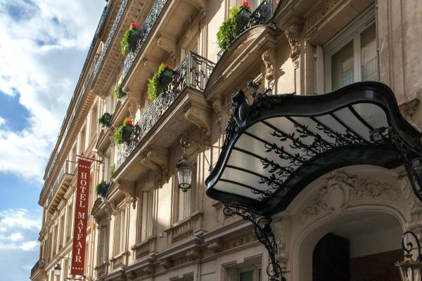 Exclusive Mayfair Hotel Paris