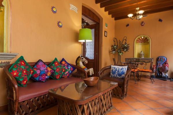 Parador San Miguel Hotel Oaxaca