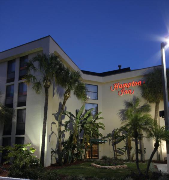 Hampton Inn Cypress Creek Fort Lauderdale