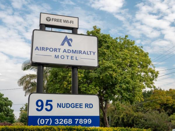 Airport Admiralty Motel
