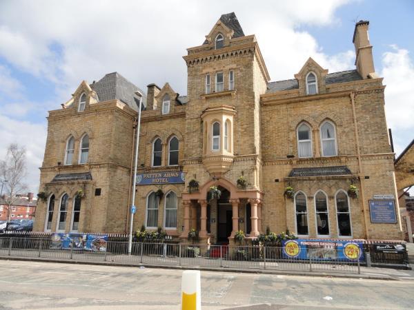 Patten Arms Hotel Warrington (England)
