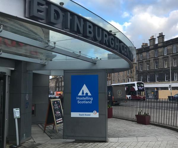 Edinburgh Central SYHA Hostelling Scotland