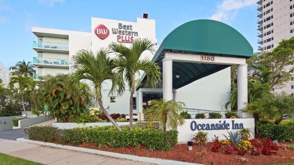 Best Western Oceanside Inn Fort Lauderdale