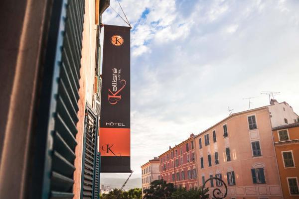 Kalliste Hotel Ajaccio