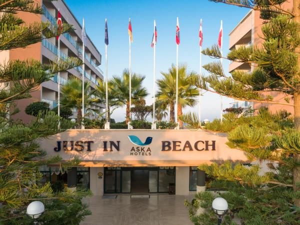 Aska Just In Beach Hotel Alanya