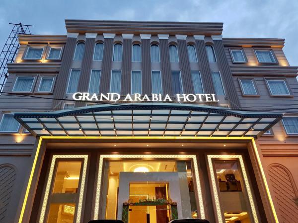 Grand Arabia Hotel_1