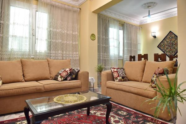 Two-Bedroom Apartment at Mohamed Farid Street