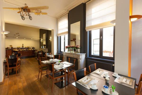 Loreto Hotel Bruges