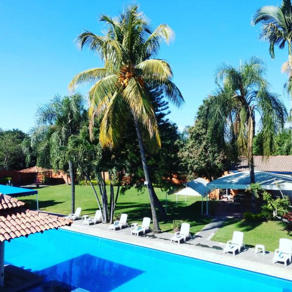Parador De Manolos Hotel Morelos