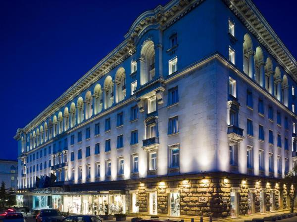 Sheraton Balkan Hotel Sofia
