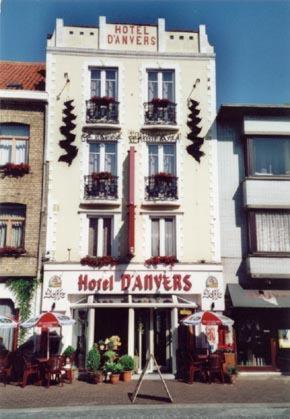 Hotel Anvers De Panne