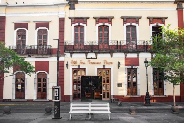 San Francisco Plaza Hotel Guadalajara (Mexico)