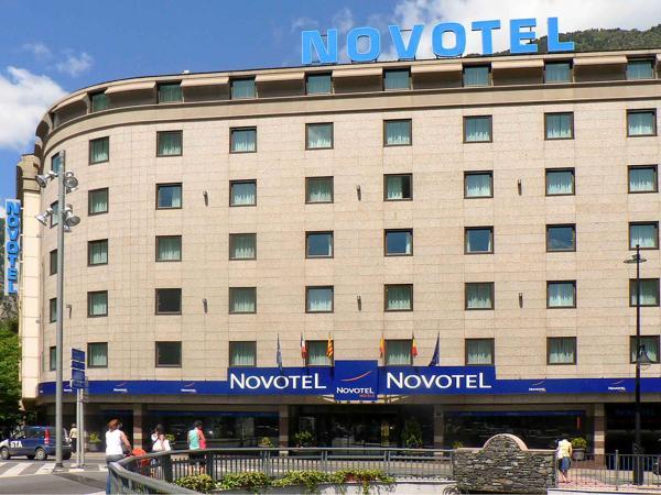 Novotel Hotel Andorra La Vella