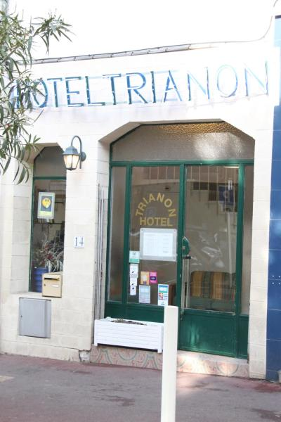 Trianon Hotel Antibes