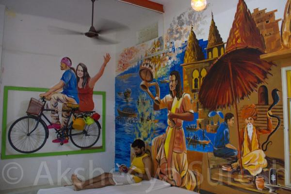 Roadhouse Hostels Varanasi