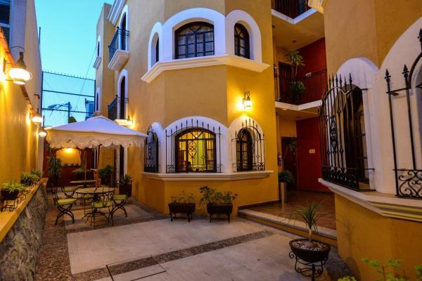 Suites Bello Xochimilco_1