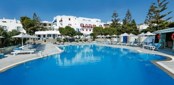 Hotel Kamari Platis Gialos