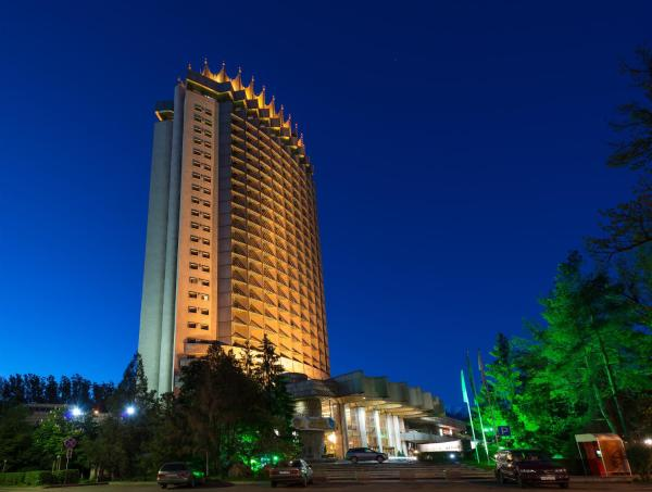The Hotel Kazakhstan